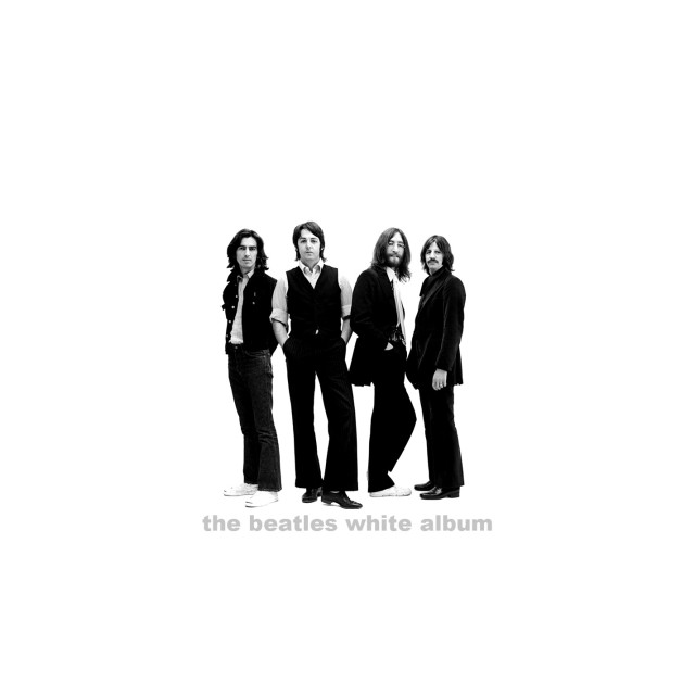 the beatleswhitealbum